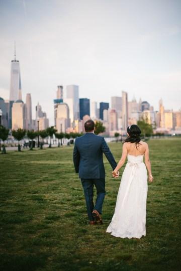 Manhattan Skyline Wedding by Jenelle Kappe Photography 51