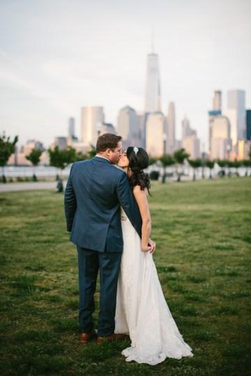 Manhattan Skyline Wedding by Jenelle Kappe Photography 52