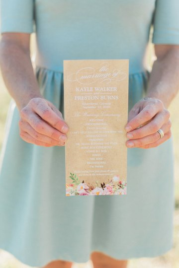 Romantic Jewel-Toned Wedding by Sara Lynn Photography 15