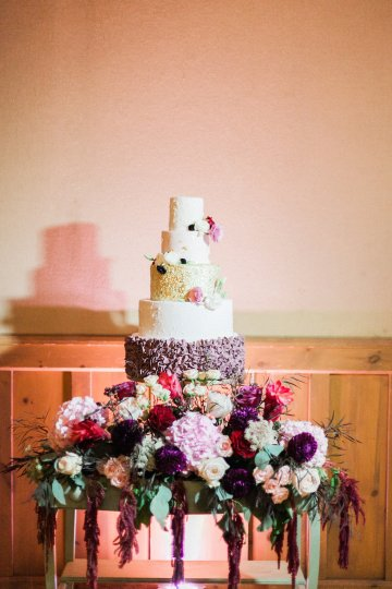 Romantic Jewel-Toned Wedding by Sara Lynn Photography 26