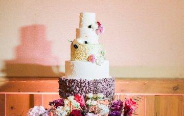 Romantic Jewel-Toned Wedding by Sara Lynn Photography 26