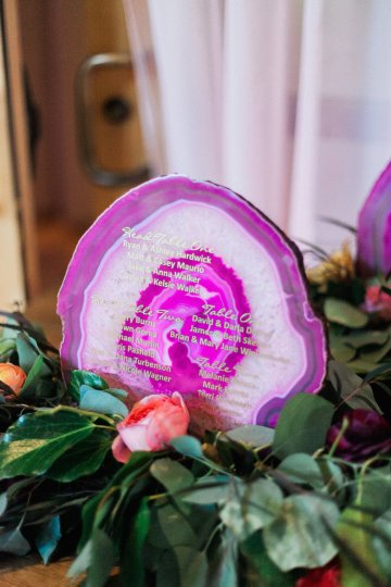 Romantic Jewel-Toned Wedding by Sara Lynn Photography 27