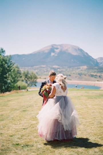 Romantic Jewel-Toned Wedding by Sara Lynn Photography 33