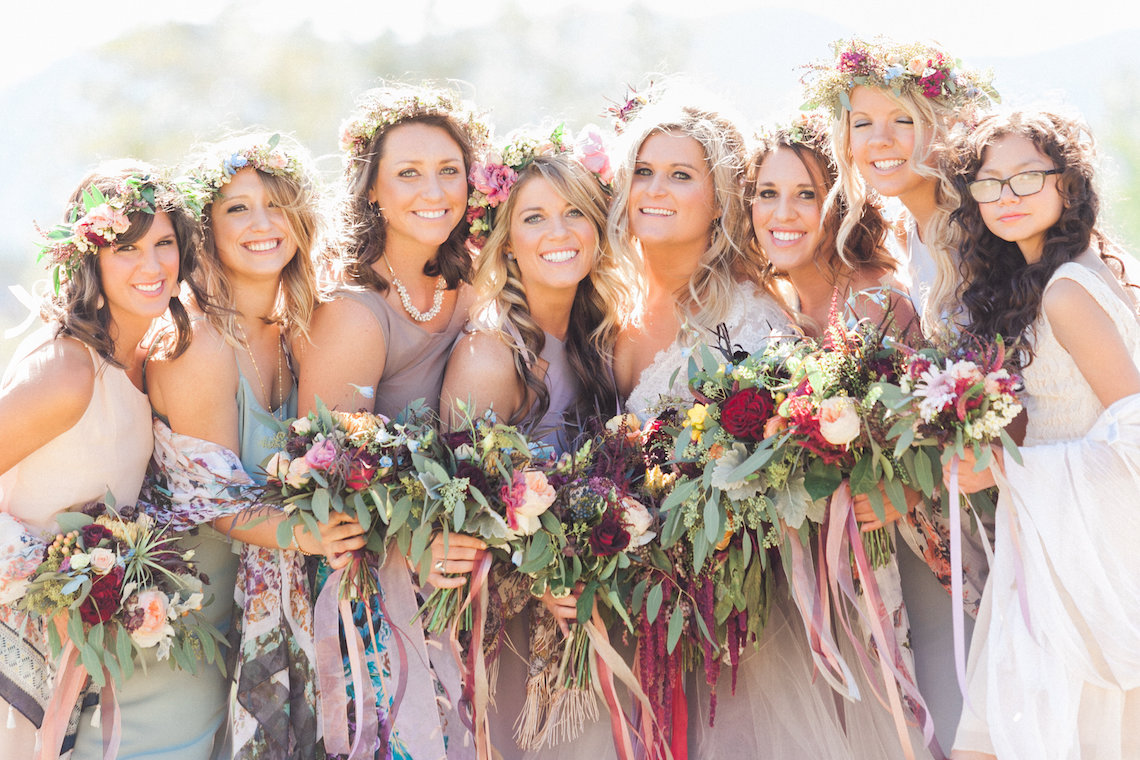 Romantic Jewel-Toned Wedding by Sara Lynn Photography 39
