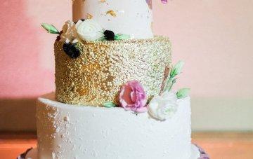Romantic Jewel-Toned Wedding by Sara Lynn Photography 54