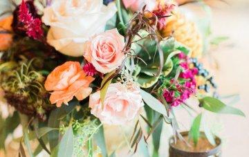 Romantic Jewel-Toned Wedding by Sara Lynn Photography 60