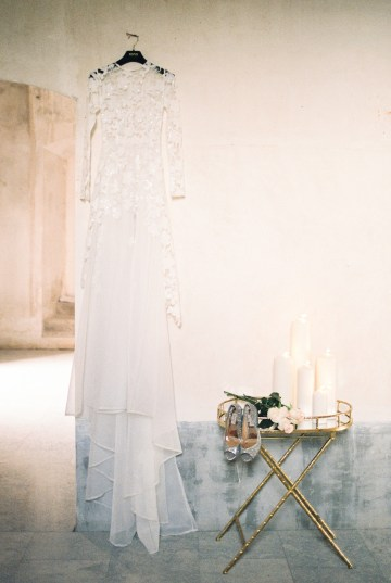 Romantic Valentine's Wedding Inspiration by En Route Photography 29
