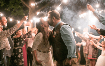 Intimate & Rustic Wedding Film (With Dancing Under the Stars)