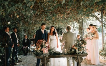 Romantic Spanish Destination Wedding in Cordoba
