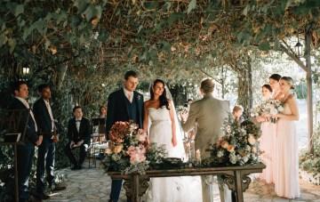 Romantic Spanish Destination Wedding in Cordoba