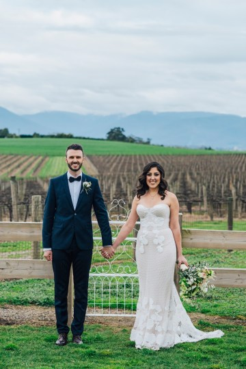 Stylish Barn Wedding by The White Tree Photography 13