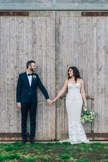Stylish Barn Wedding by The White Tree Photography 14