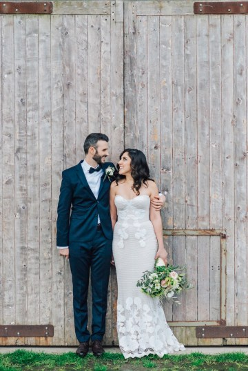 Stylish Barn Wedding by The White Tree Photography 15