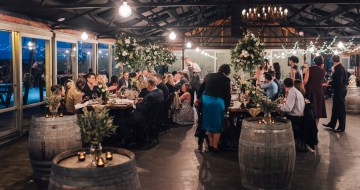 Stylish Barn Wedding by The White Tree Photography 30
