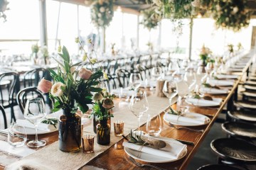 Stylish Barn Wedding by The White Tree Photography 33