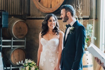 Stylish Barn Wedding by The White Tree Photography 39
