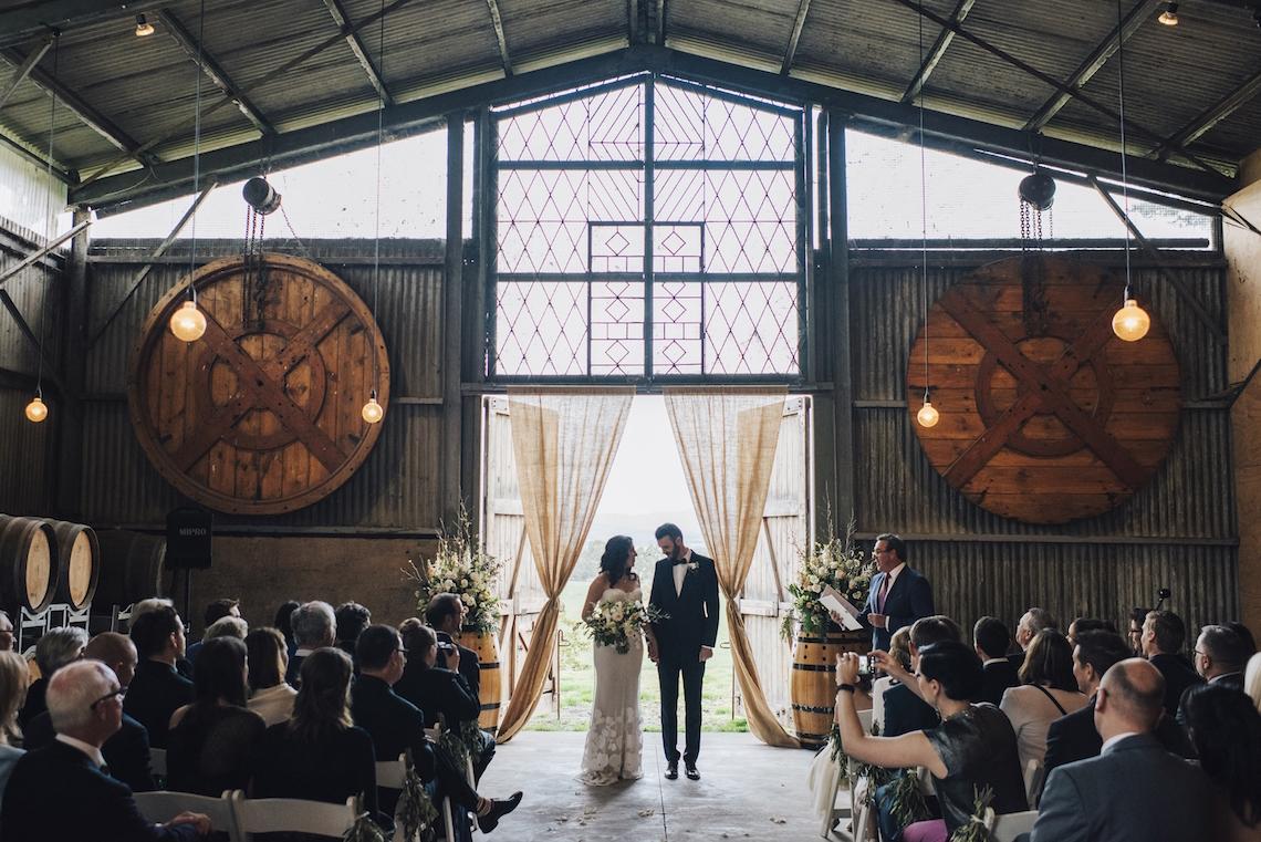 Stylish Barn Wedding by The White Tree Photography 40