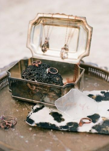 Volcanic Wedding Inspiration by Miesh Photography 20