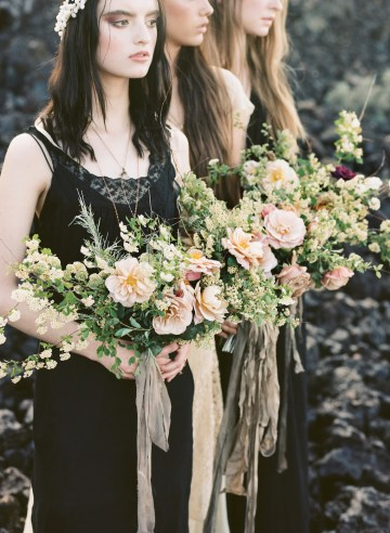 Volcanic Wedding Inspiration by Miesh Photography 4