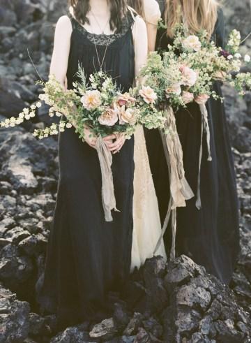 Volcanic Wedding Inspiration by Miesh Photography 44