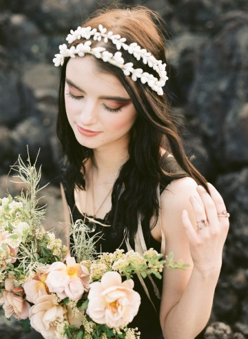 Volcanic Wedding Inspiration by Miesh Photography 47