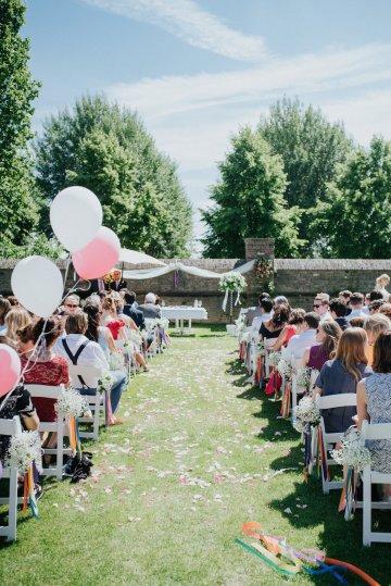 Balloon-Filled Wedding by Marilyn Bartman Photography 11