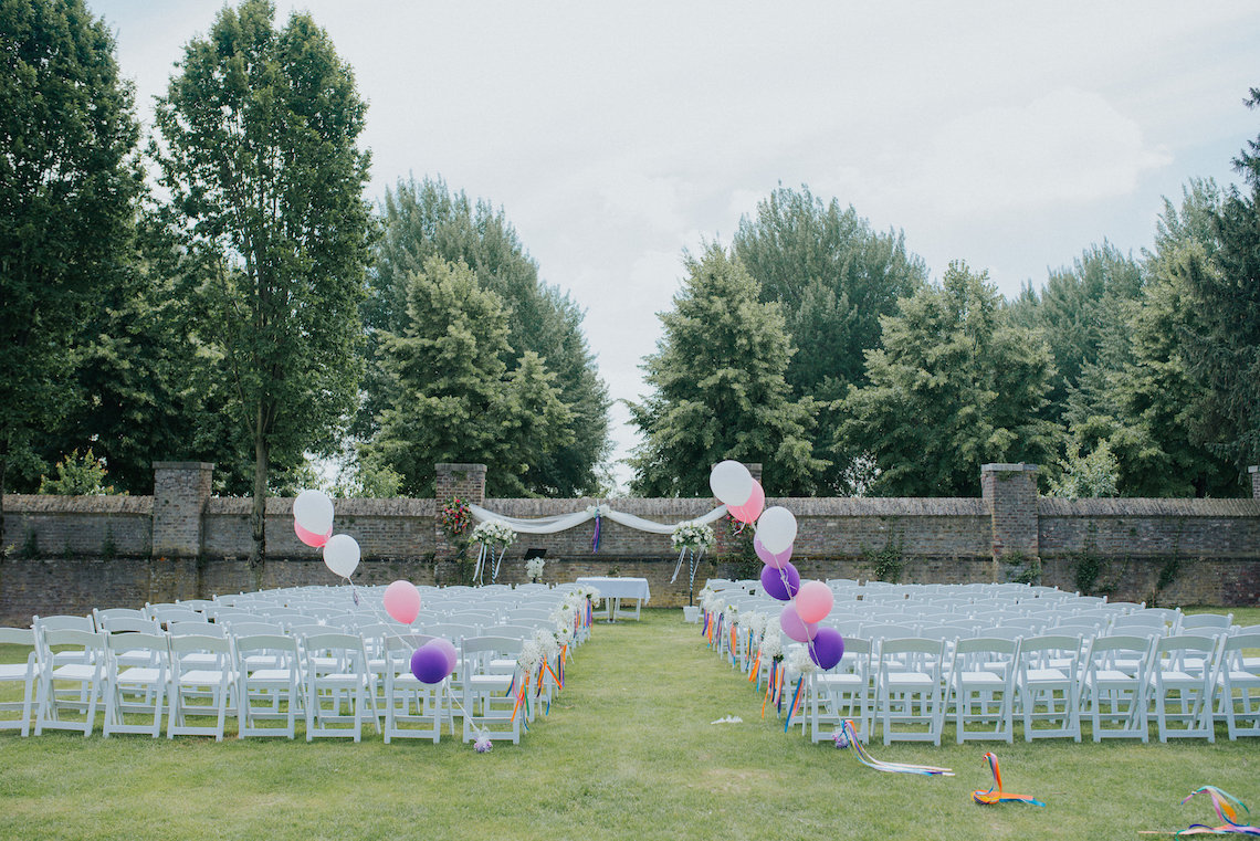 Balloon-Filled Wedding by Marilyn Bartman Photography 36