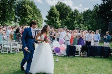 Balloon-Filled Wedding by Marilyn Bartman Photography 42