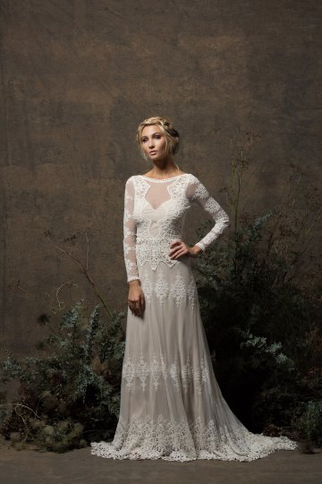 Dreamers & Lovers Wedding Dress Collection 17