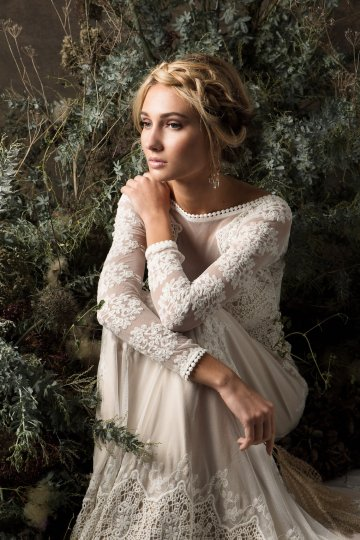Dreamers & Lovers Wedding Dress Collection 35