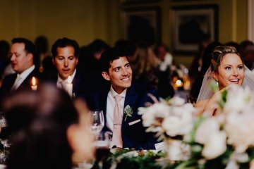 Elegant Wedding by Addison Jones Photography and A Charming Fete 33
