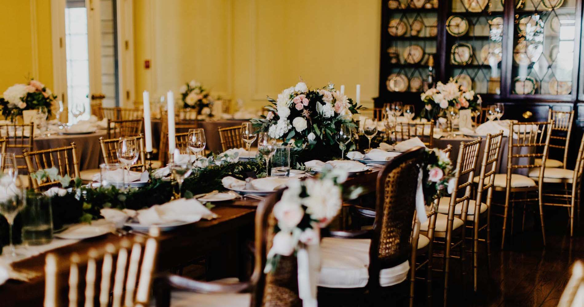 Elegant Wedding by Addison Jones Photography and A Charming Fete 38