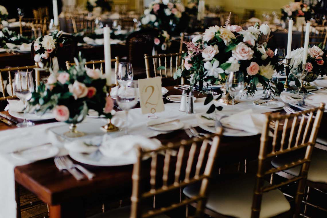 Elegant Wedding by Addison Jones Photography and A Charming Fete 49