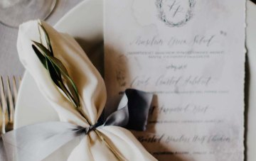 Elegant Wedding by Addison Jones Photography and A Charming Fete 52