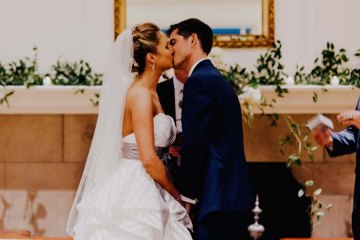 Elegant Wedding by Addison Jones Photography and A Charming Fete 58