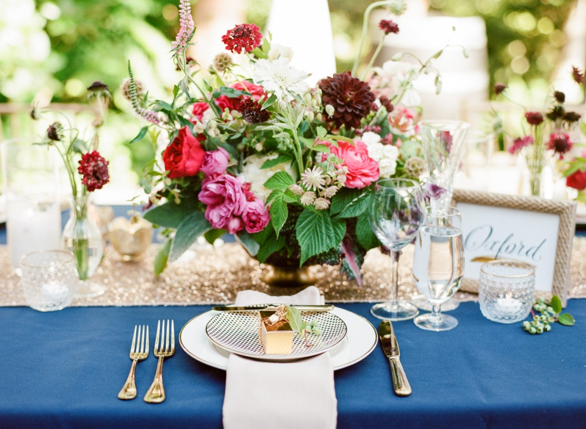 Elegant Wedding by Shelly Goodman Photography and Gather Events 22