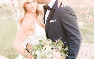 Gorgeous Desert Wedding by Malone Sinclaire Photography 9