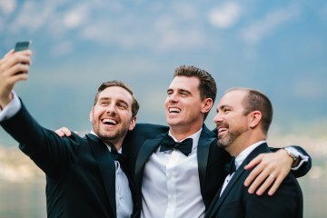 Gorgeous Lake Como Wedding by Studio 1208 6