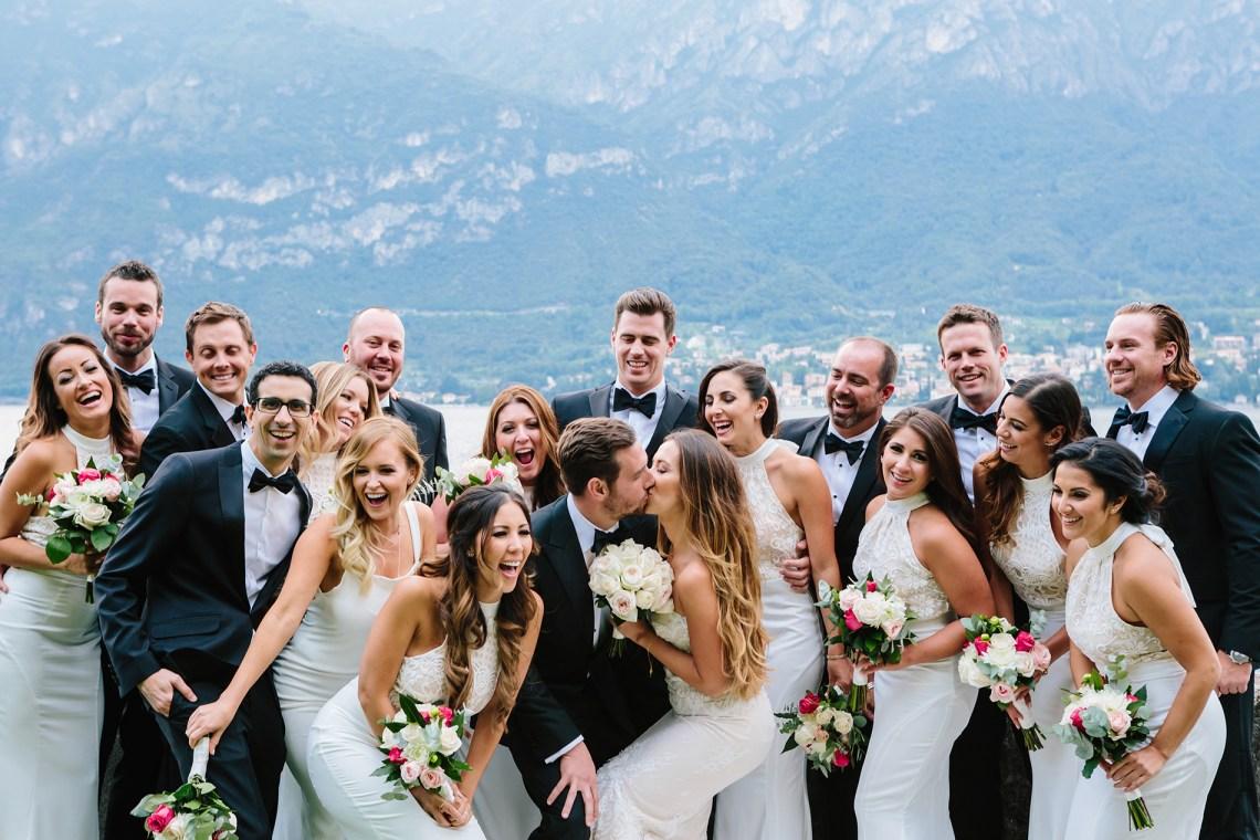 Gorgeous Lake Como Wedding by Studio 1208 75