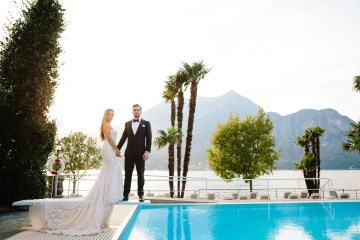 Gorgeous Lake Como Wedding by Studio 1208 86