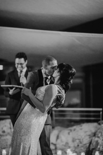 Gorgeous New Year's Eve Wedding by Logan Cole Photography and Seven Stems 11