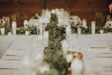 Gorgeous New Year's Eve Wedding by Logan Cole Photography and Seven Stems 47