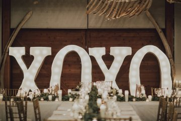 Gorgeous New Year's Eve Wedding by Logan Cole Photography and Seven Stems 51