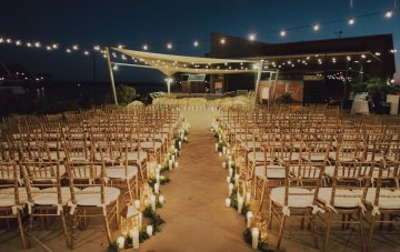 Gorgeous New Year's Eve Wedding by Logan Cole Photography and Seven Stems 8