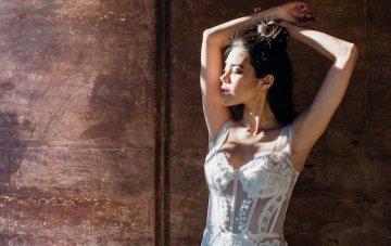 Light Celestial Luminosity; Luxe White & Gold Wedding Inspiration