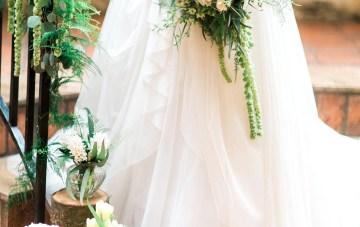 Romantic Wedding Inspiration at Le Manoir