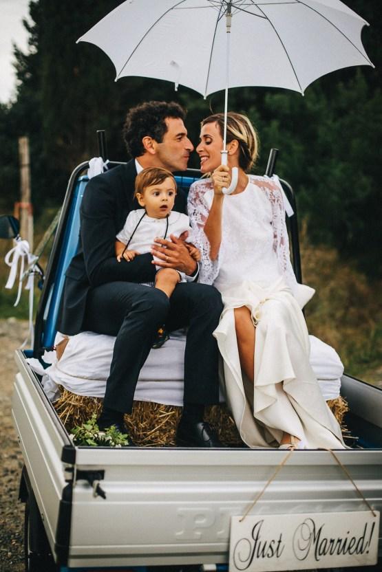 Stylish Italian Wedding by Elisabetta Riccio 46