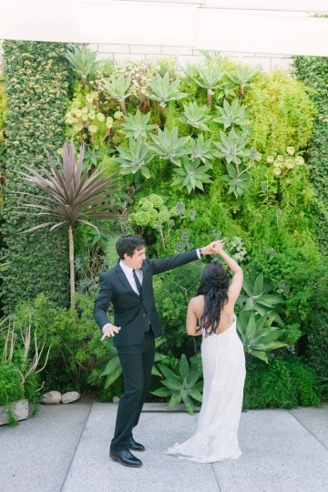 Sweet Outdoor Ceremony by Rachel Stelter Photography 7