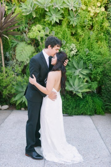 Sweet Outdoor Ceremony by Rachel Stelter Photography 9
