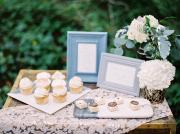 Woodland Wedding Inspiration by Molly Lichten Photography and Jamie Leigh Events 11